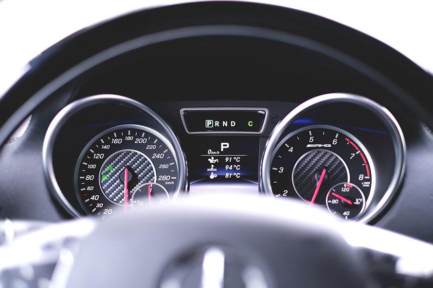 スピード計