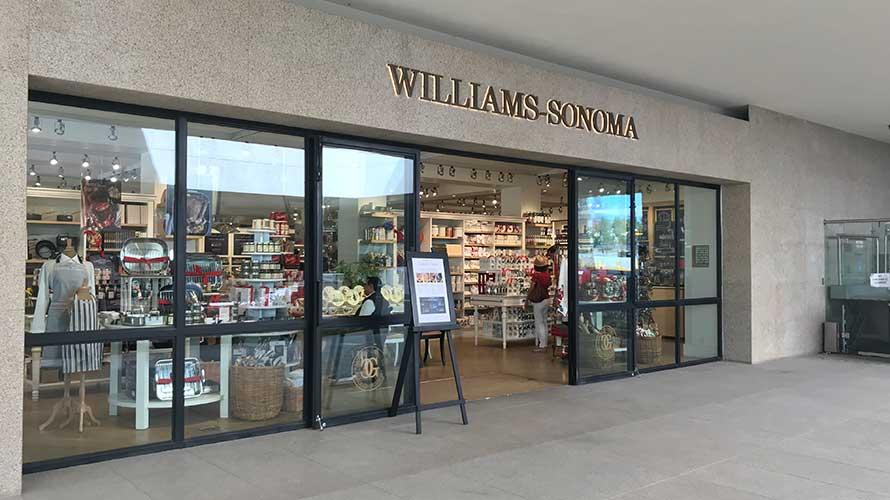 WILLIAMS-SONOMAでオーブン用温度計とゼロール社のアイスリームスクープを発見