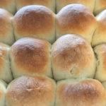 トースターでちぎりパンを焼いてみた