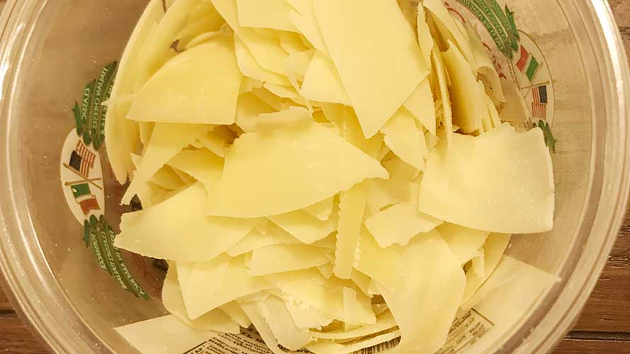 最近ハマってるチーズ