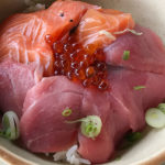 月1の頻度で海鮮丼食べるとだいぶ心が満たされる気がする
