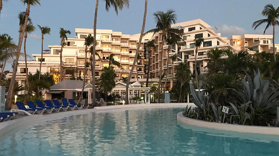 メリアバラデロホテル