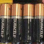 メキシコで売ってる乾電池は高い上に持ちが悪い…