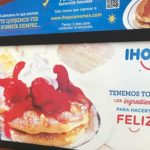 IHOPで朝食♪