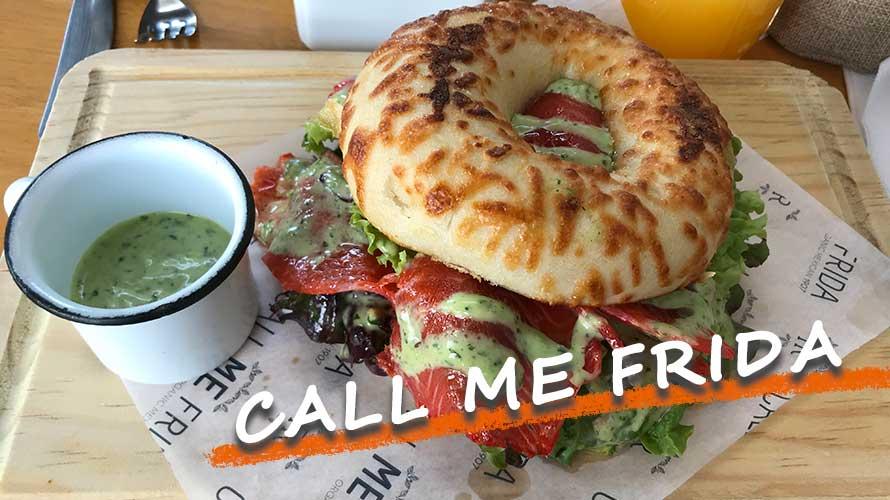 CALL ME FRIDA