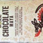 チリ味チョコレート買ってみた