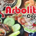 海鮮レストランLos arbolitos de cajeme