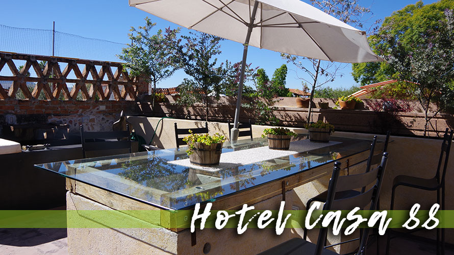 Hotel Casa 88