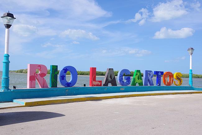 RIO LAGARTOS