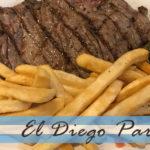 アルゼンチン料理 El Diego