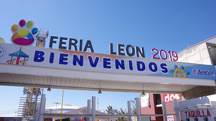 Feria de Leon 2019(2週間ぶり2回目)