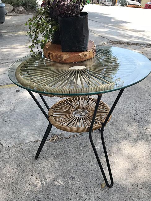 アカプルコテーブル