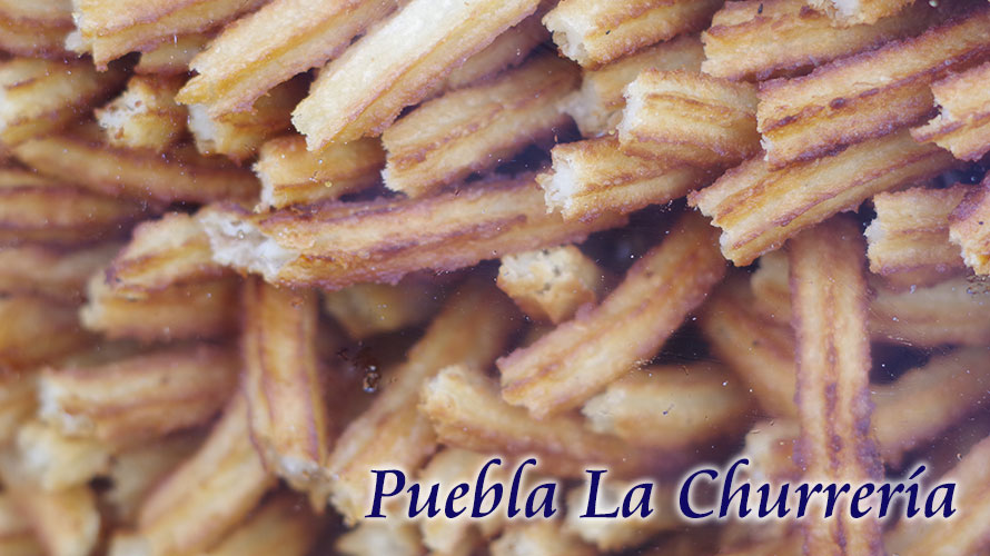 Puebla La Churrería