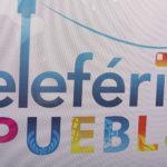プエブラでTeleféricoに乗ってきた