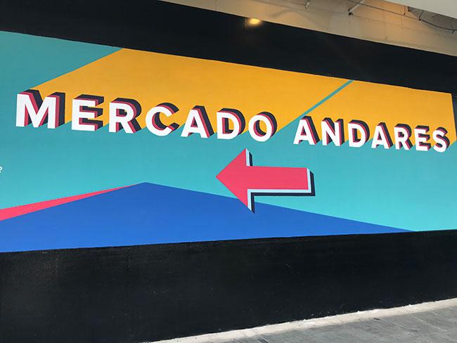 MERCADO ANDARES