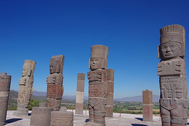 トゥーラ遺跡