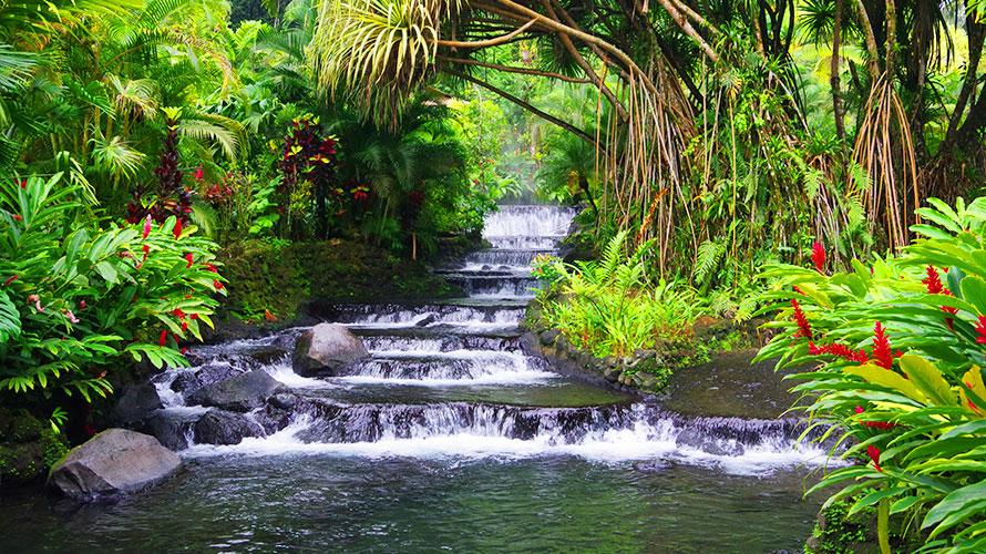 タバコン温泉