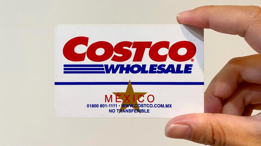 メキシコCOSTCOカード