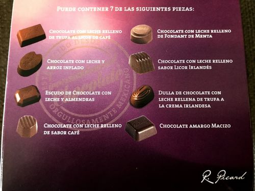 PICARD CHOCOLATE